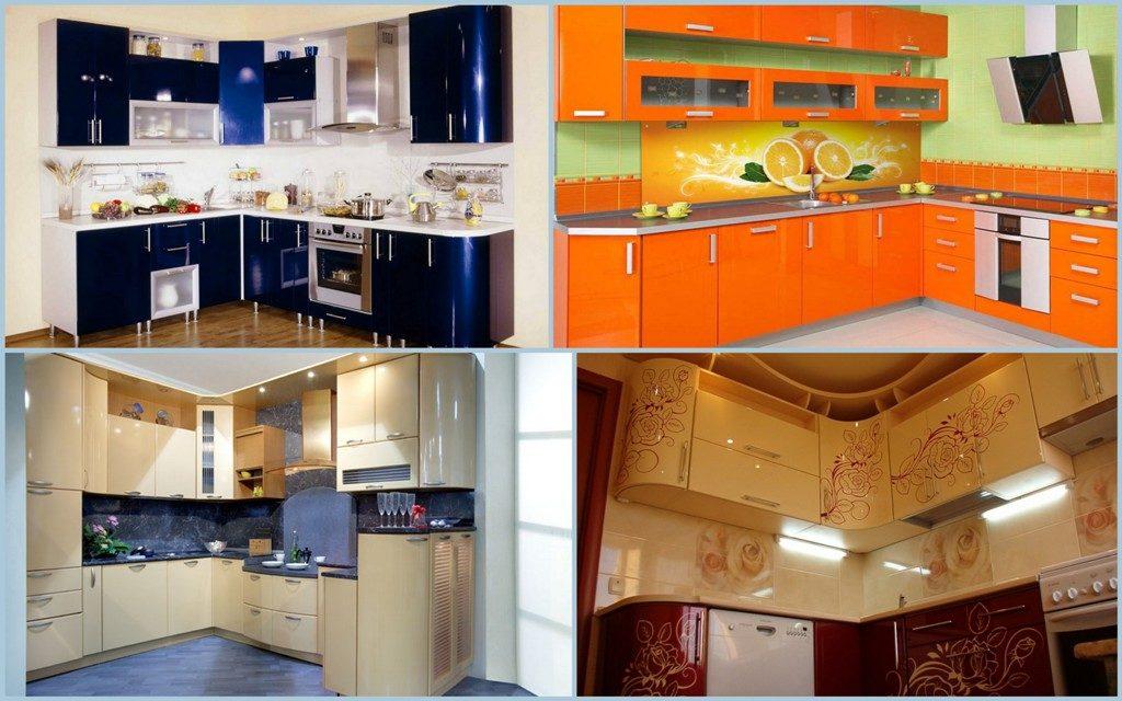 Лучшие варианты отделки стен в кухне: чем отделать красиво и оригинально