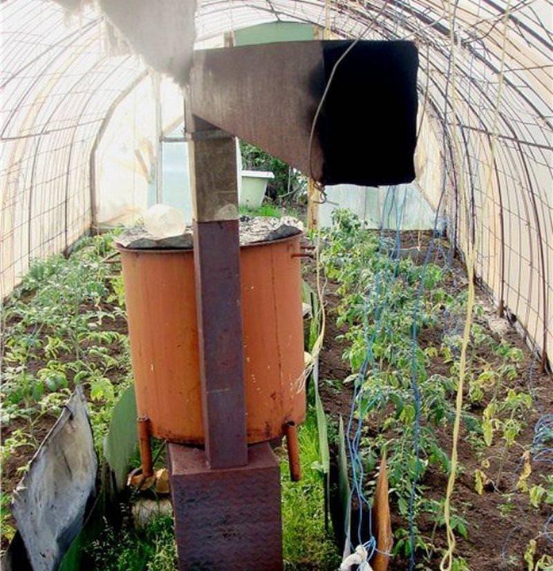 Обогрев теплицы своими руками, самые лучшие проекты: эффективные, малозатратные, лайф-хаки, полезные идеи, советы – все о томатах. выращивание томатов. сорта и рассада.