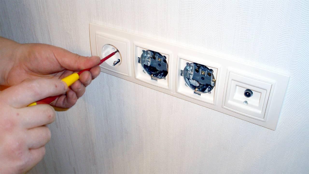 Как установить блок розеток в стене: советы по выбору и установке блока розеток своими руками (125 фото)