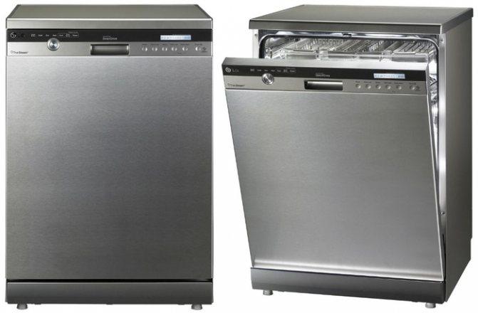 Размеры посудомоечных машин: компактные и встраиваемые модели