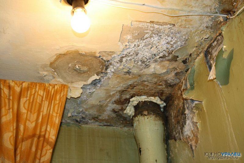 Как убрать конденсат на потолке в квартире: на кухне и в ванной