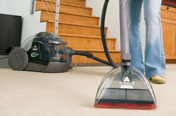Как пользоваться моющим пылесосом: мытье и сухая чистка