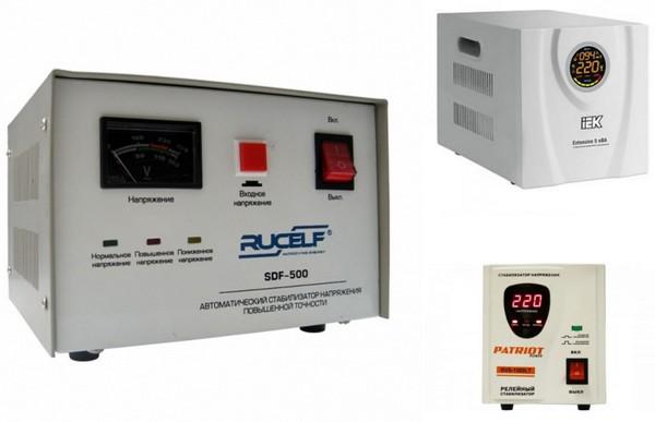 Как выбрать стабилизатор напряжения для холодильника: как правильно подобрать защиту. инструкции по выбору и установке