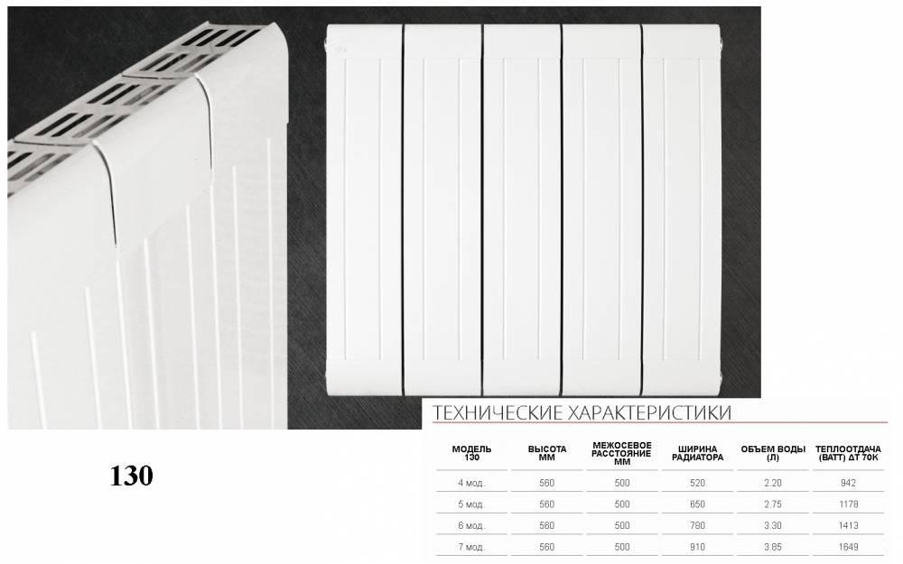 Радиатор отопления sira: алюминиевые, gladiator, отзывы