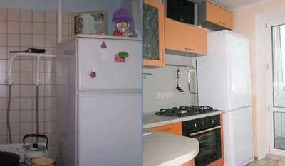 Можно ли ставить холодильник рядом с газовой плитой?