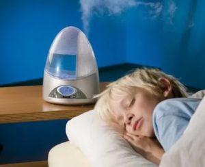 Увлажнитель воздуха при астме