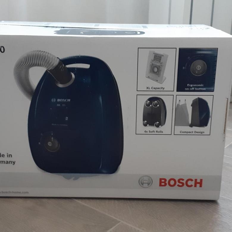 Обзор пылесоса bosch gl 30 bgl32003