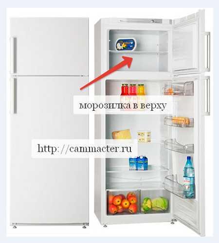 Неисправности холодильника атлант и их ремонт