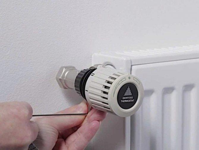 Термоголовка для радиатора отопления | гид по отоплению
