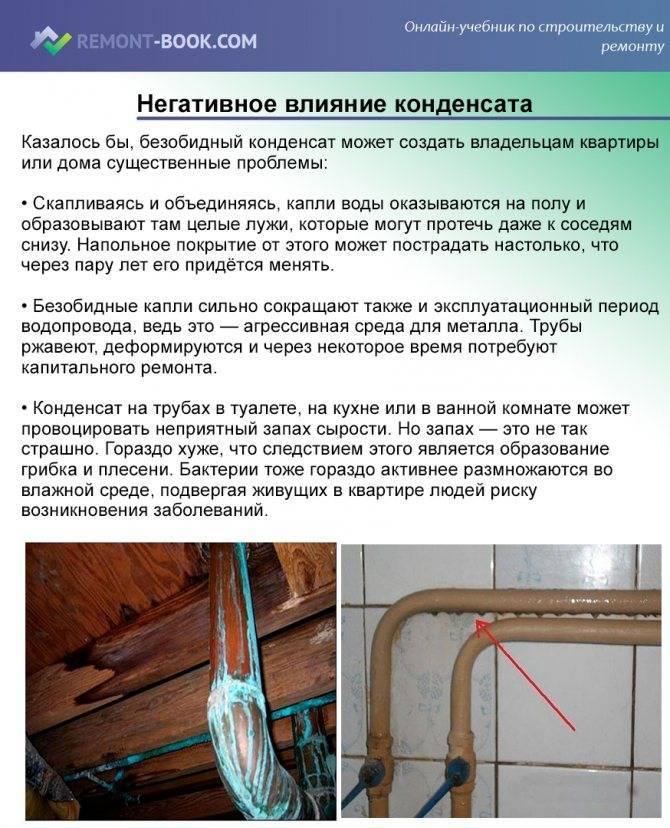 Решение частой проблемы: от чего появляется конденсат на бачке унитаза, как избавиться от него?
