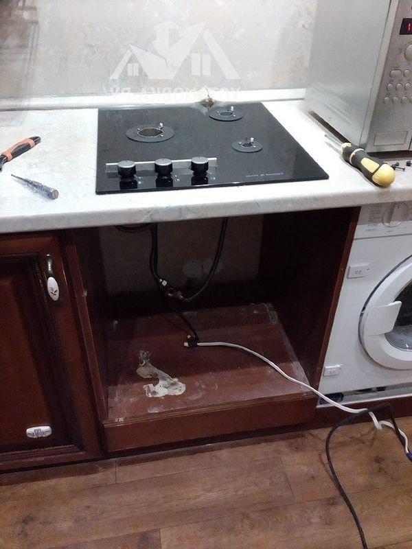 Встраиваем духовой шкаф самостоятельно (фото, видео)