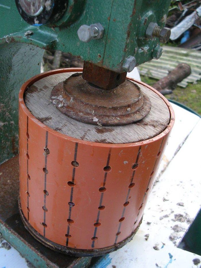 Технология производства брикетов из опилок своими руками
