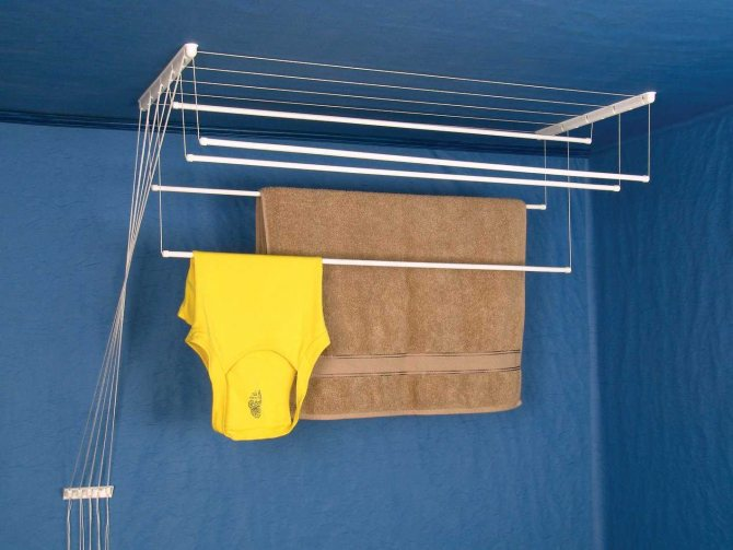Сушилка на балкон для белья: ТОП-15 лучших моделей + рекомендации по выбору и монтажу