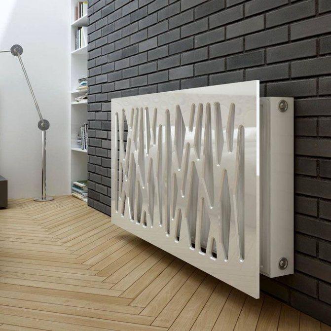 Какой экран для радиатора отопления выбрать – виды, характеристики, различия
