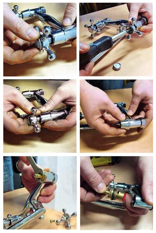 Как заменить прокладку в смесителе: рекомендации