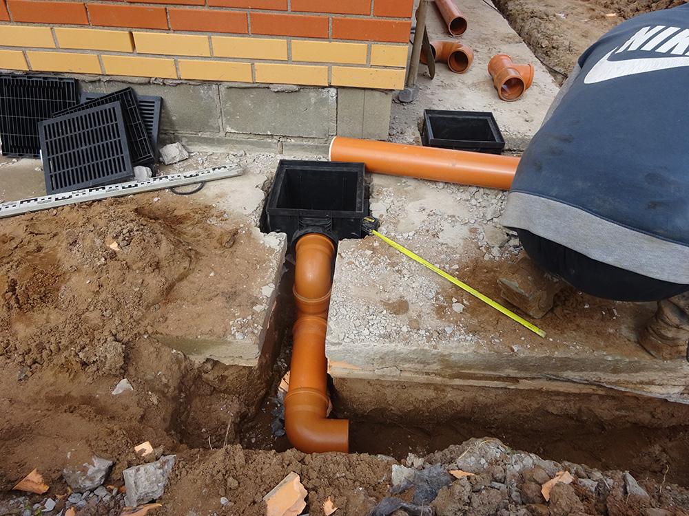 Ливневая канализация снип: проектирование, строительство, монтаж и устройство ливневой канализации