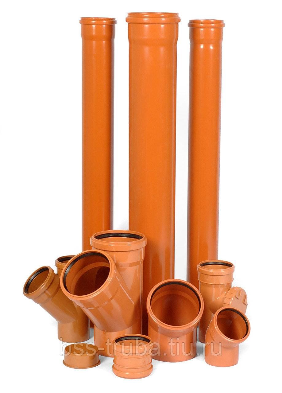 8 советов, какие канализационные трубы выбрать для внутренней канализации в квартире и частном доме   строительный блог вити петрова