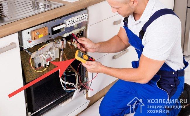 Проводим ремонт посудомоечной машины своими руками: ошибки, поломки + устранение