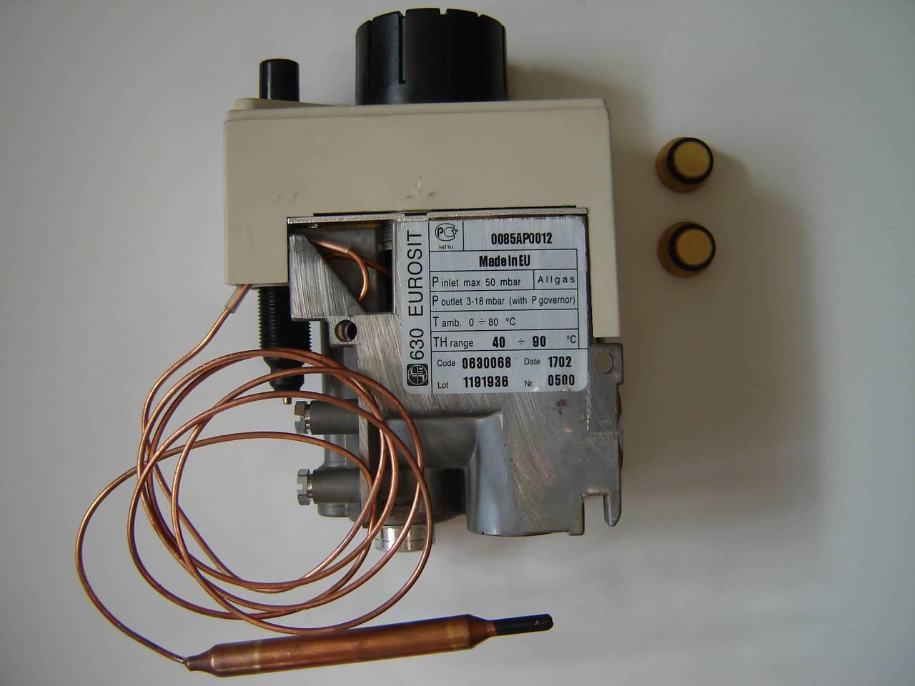 Автоматика для газовых котлов отопления