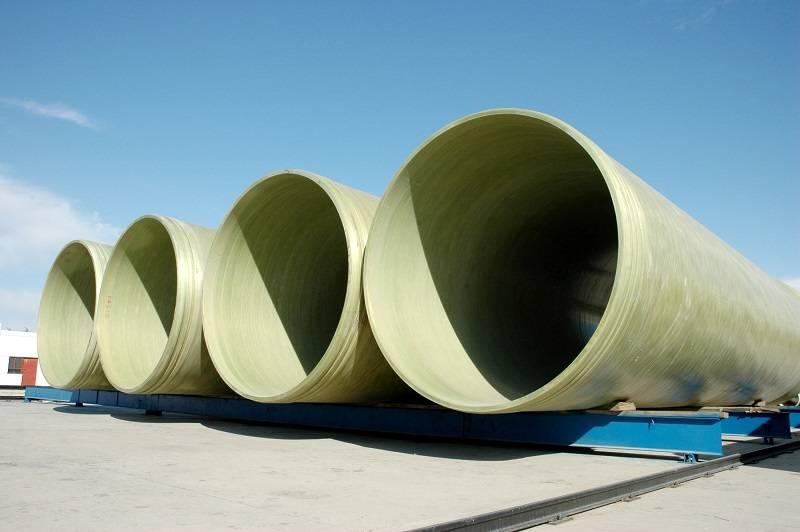 Стеклопластиковые трубы — википедия переиздание // wiki 2
