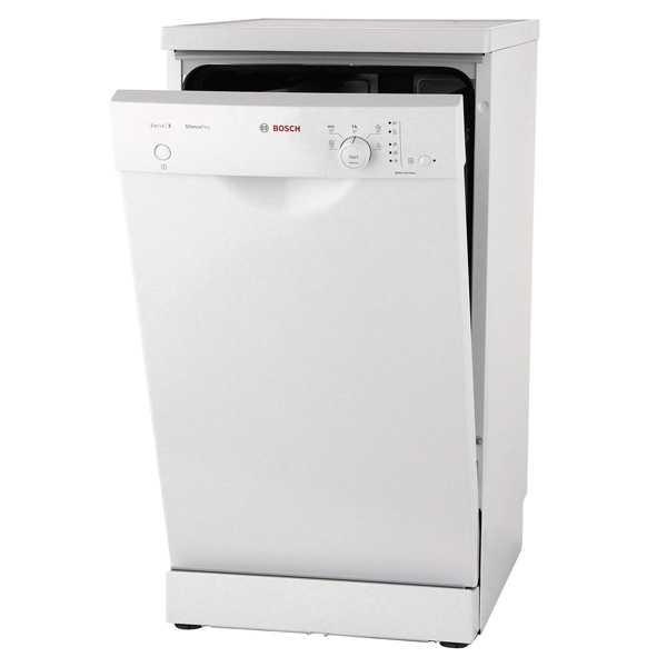 Встраиваемые посудомоечные машины bosch шириной 45 см: обзор лучших моделей на рынке