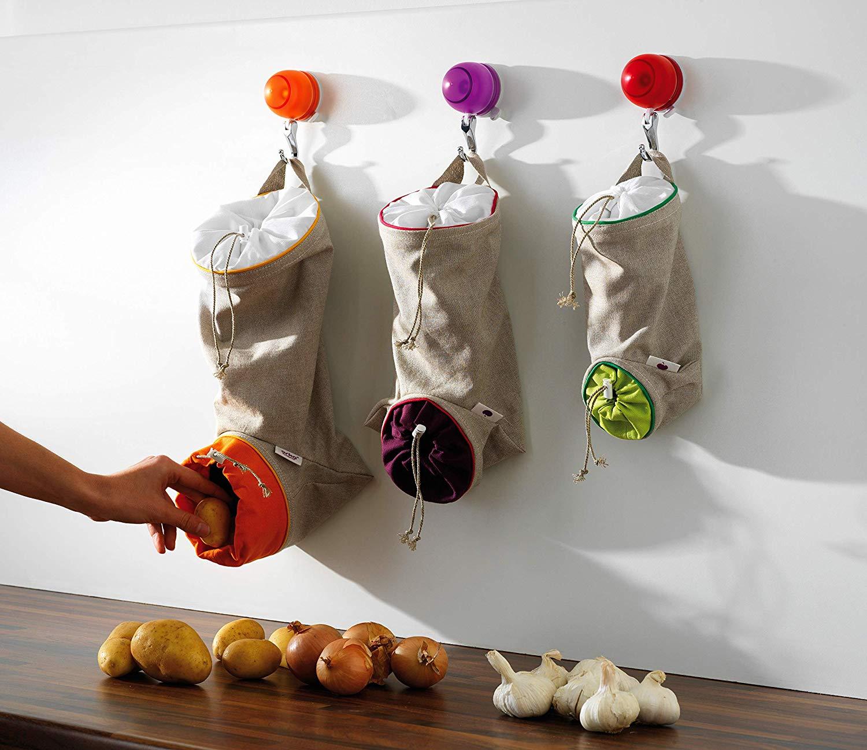 Хранение пакетов на кухне: лучшие идеи, как создать приспособления своими руками, фото