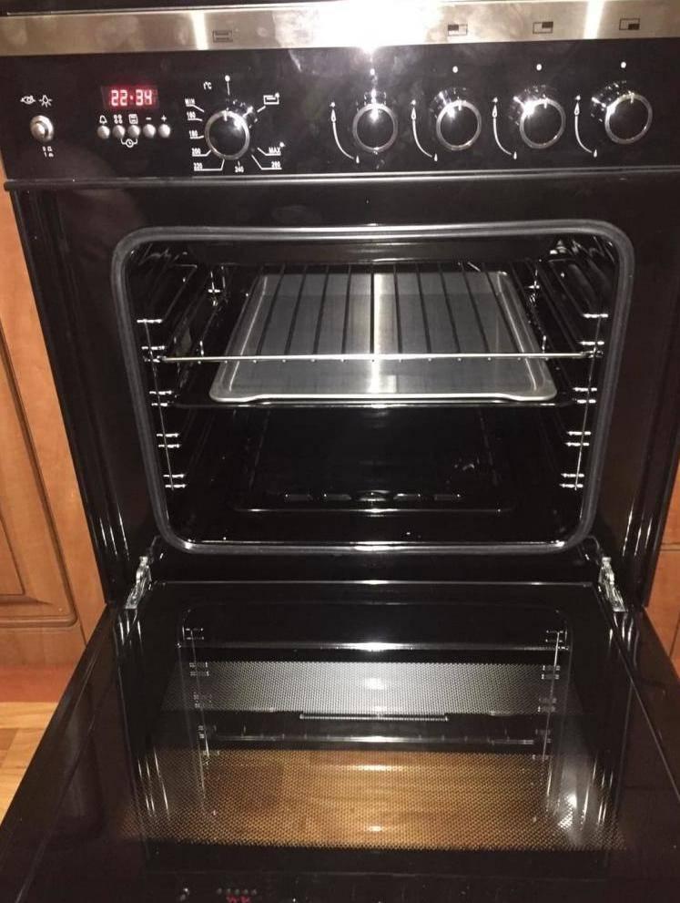 Как определить температуру в духовке газовой плиты без термометра и по цифрам