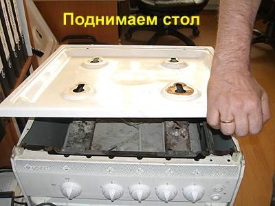 Как заменить жиклер в духовке газовой плиты
