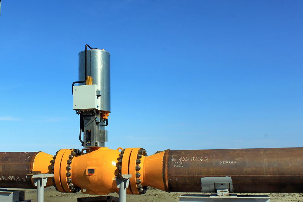 Термозапорный клапан на газопроводе правила установки - о пожарной безопасности простыми словами