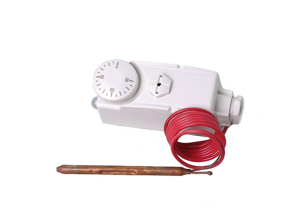 Датчики температуры для отопления: виды температурных регуляторов, правила монтажа в помещении, как выбрать