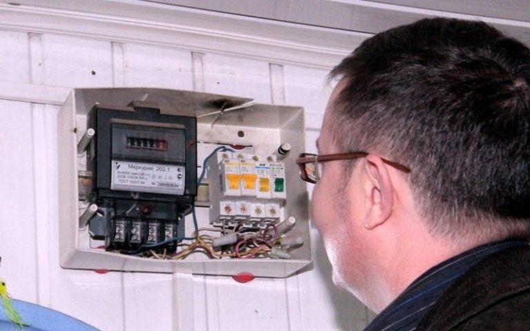 Правила замены электросчетчика в частном доме по закону в 2019