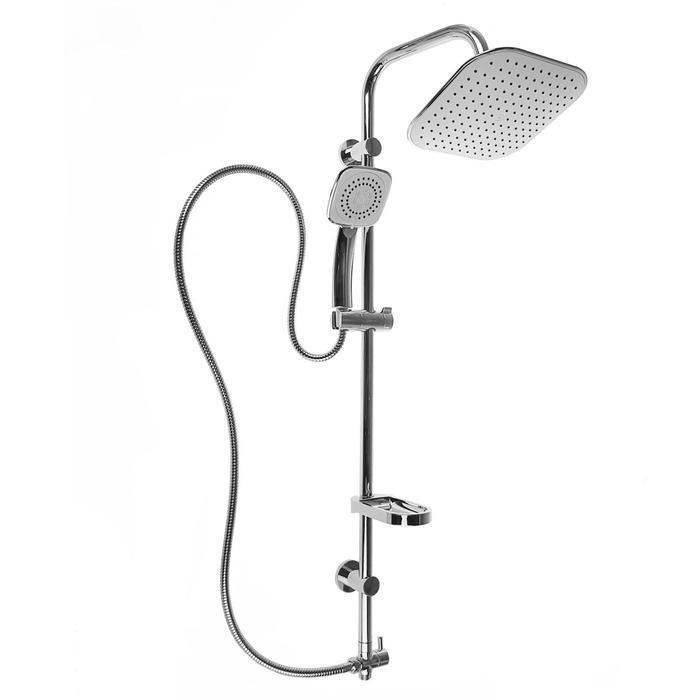 Как выбрать и установить смеситель с душем для ванной?