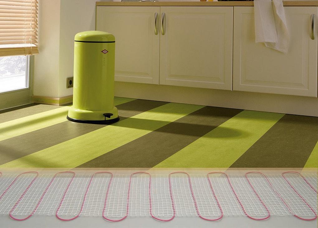 Теплый пол под ламинат, какой лучше выбрать?