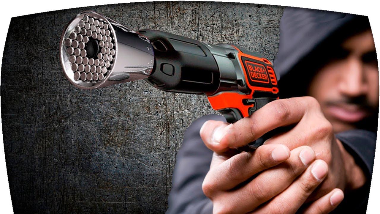 Насадки на шуруповерт: наконечники для электроинструмента