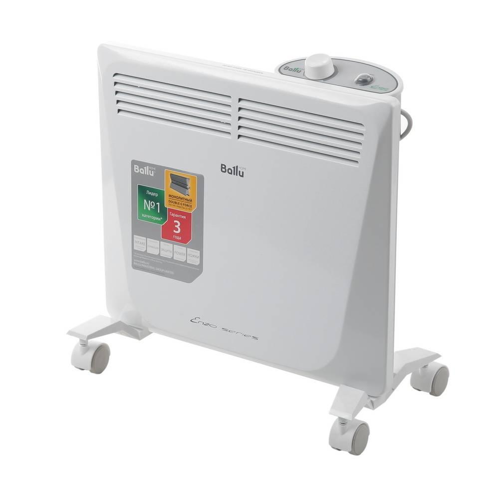 Конвектор электрический: ballu, принцип работы, отзывы