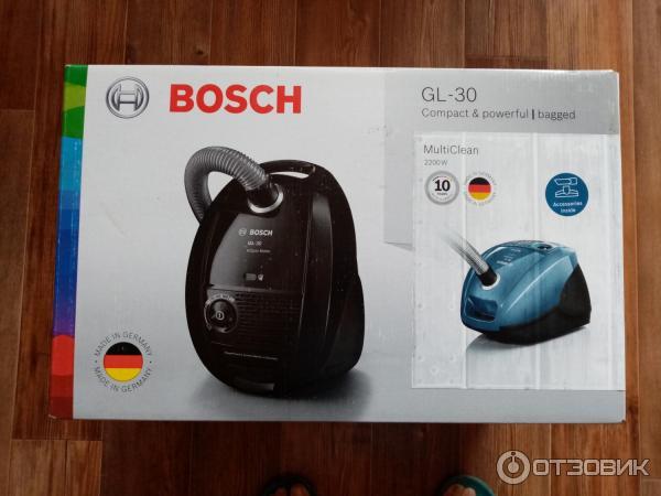 6 лучших пылесосов bosch - рейтинг 2020