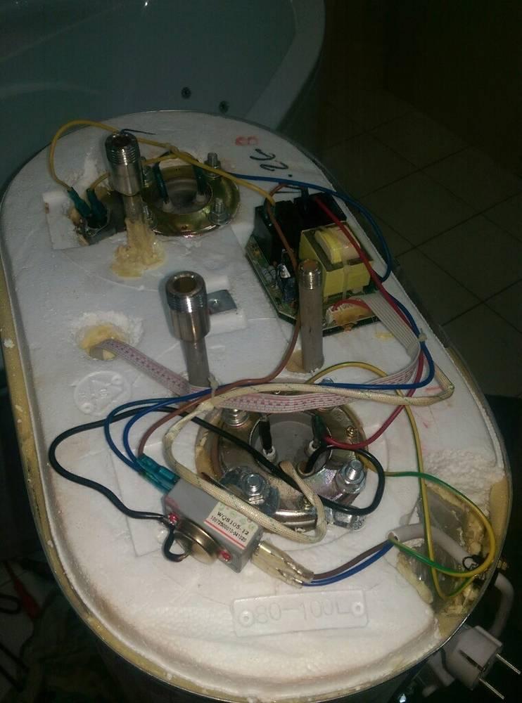 Как выполнить ремонт водонагревателя термекс своими руками - жми!