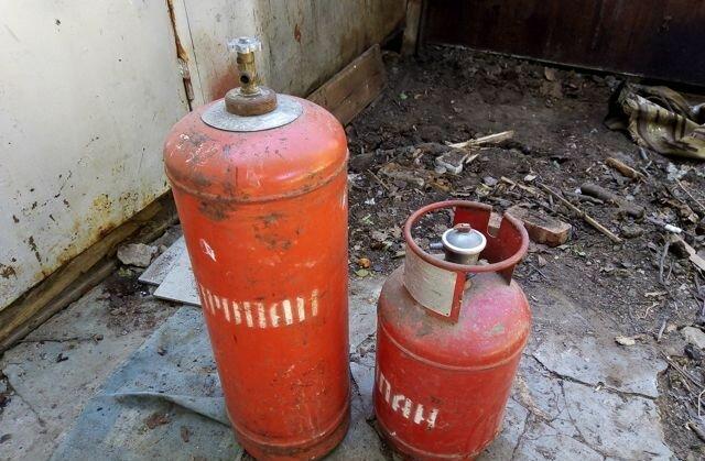 Как удалить конденсат из газового баллона