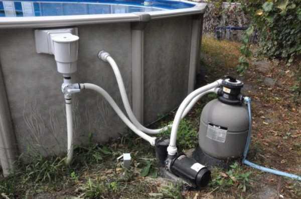Песчаный фильтр для бассейна своими руками — рекомендации по изготовлению и обслуживанию