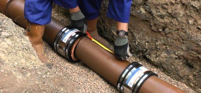 Герметик для резьбовых соединений водопровода