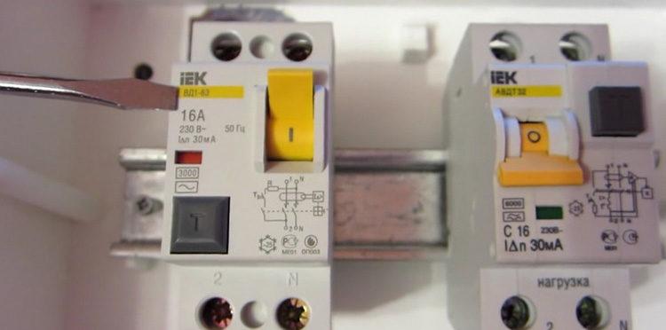 Дифавтоматы и узо: в чем разница и что выбрать, как отличить визуально, как подключить (в том числе вместе), инструкция с видео дифавтоматы и узо: в чем разница и что выбрать, как отличить визуально, как подключить (в том числе вместе), инструкция с видео
