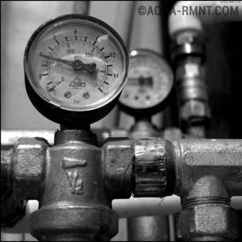 Как увеличить давление воды в водопроводе   стройсоветы