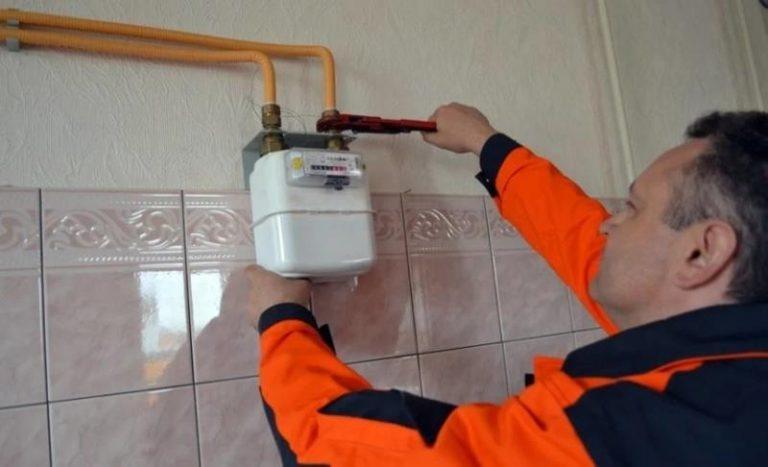 Замена газового счетчика в квартире или частном доме: порядок, срок службы, стоимость и документы