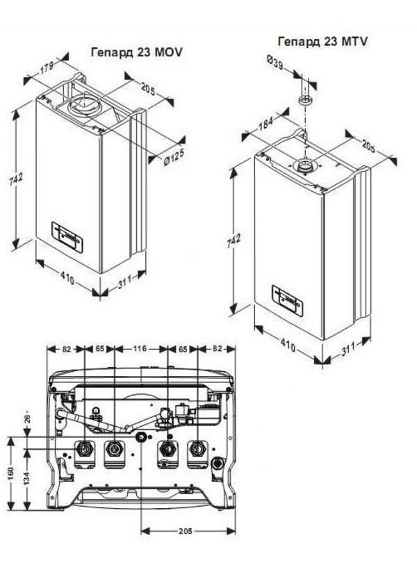 Газовые котлы протерм: модели, отзывы, цены