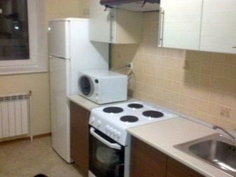 Можно ли ставить холодильник рядом с газовой плитой (62 фото): установа рядом со встроенным духовым шкафом