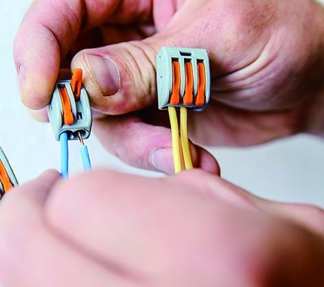 Клеммы для соединения проводов: разновидности и правильное исполнение