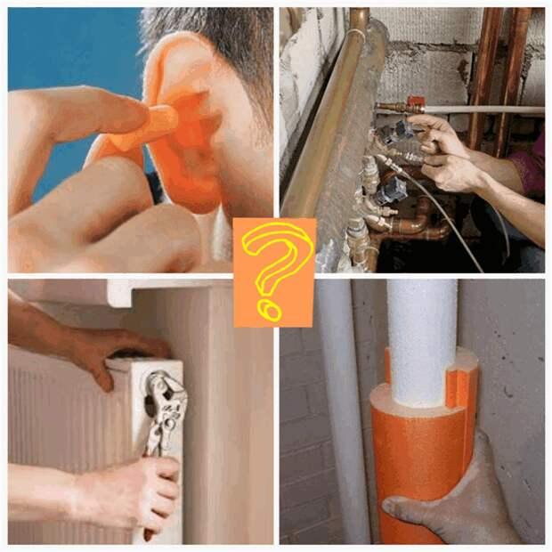 Гул водопроводных труб: причины постороннего шума и способы их устранения
