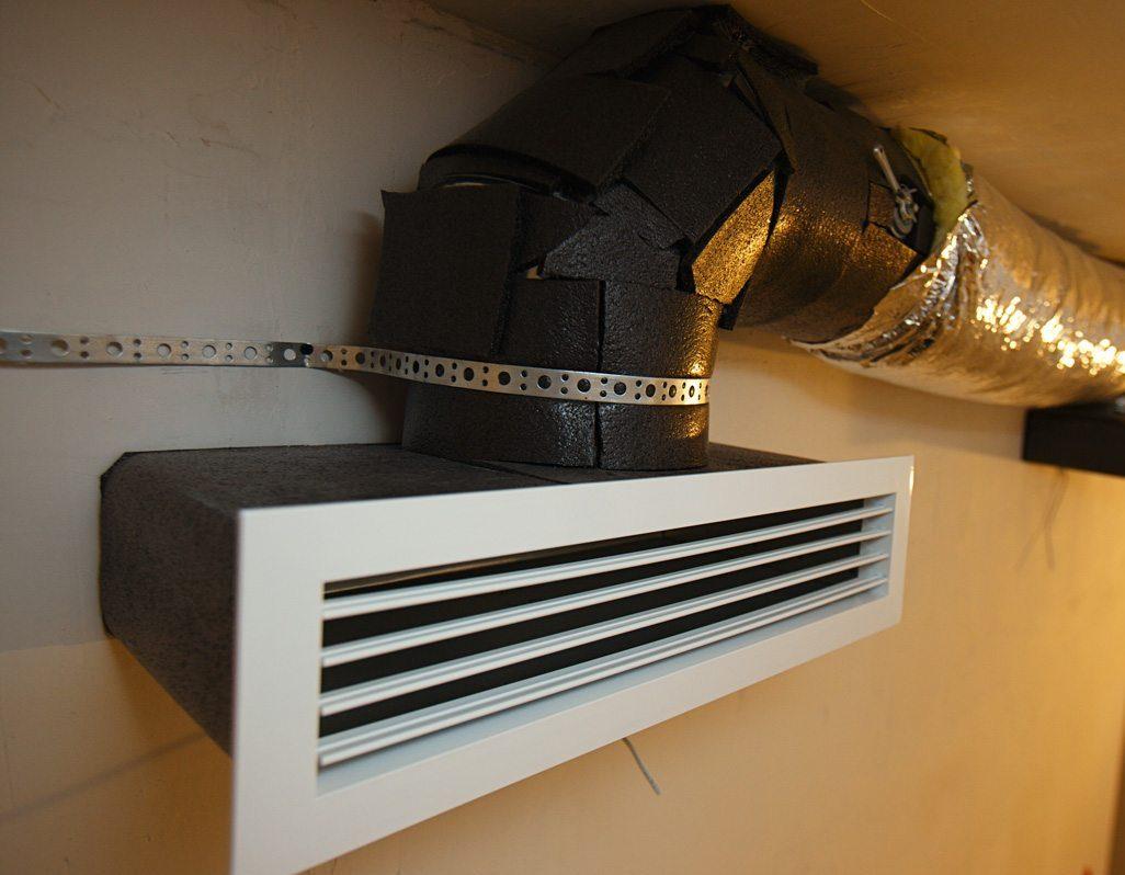 Воздушное отопление своими руками: все про воздушные системы отопления