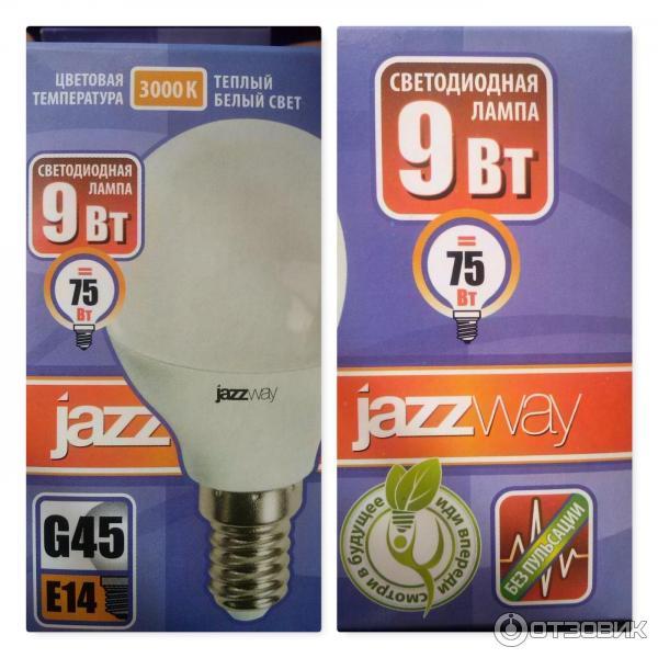 Светодиодные лампы jazzway