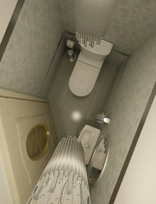 Плитка в туалете: современные идеи дизайна на фото